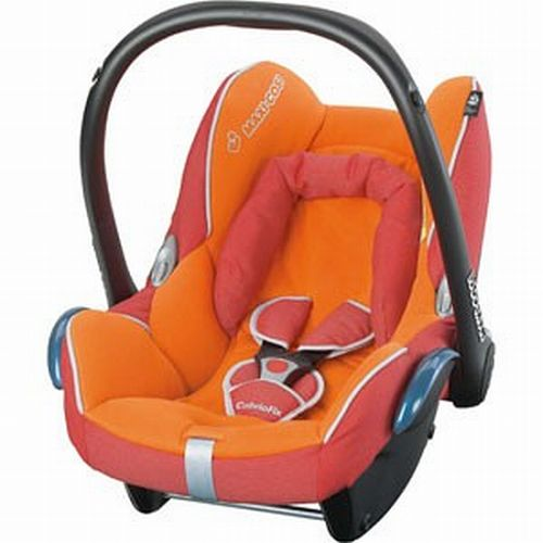 car seat on saipan